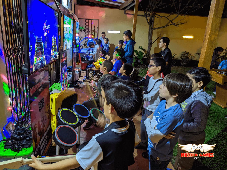 Master Games Perú 2